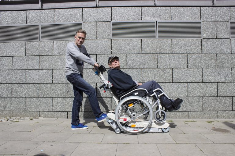 Rýchle uchytenie vozíka | ARES